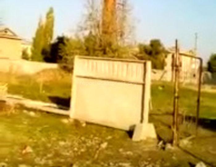 Пункт подачи и распределения воды в селе Станция Ивановка не охраняется, рядом разрослась свалка, - жительница (видео)