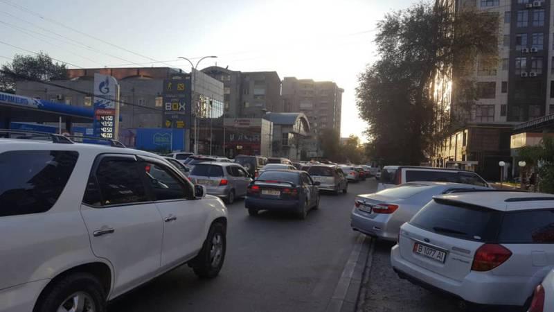 Дорога на работу как испытание и стресс, - бишкекчане