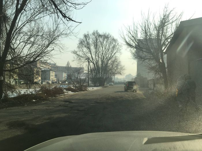 На восточной стороне ул.Малдыбаева ведутся ремонтные работы, - мэрия Бишкека