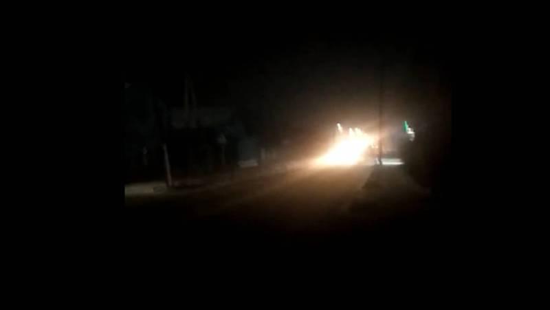 Бишкекчанин: Уже больше года обещают провести систему наружного освещения на ул.Бухарской