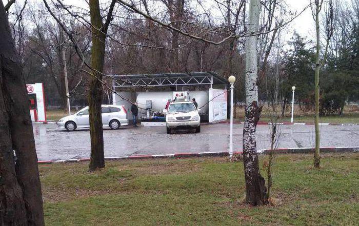 Законно ли функционирует наземный резервуар на проспекте Жибек Жолу? - житель (фото, видео)