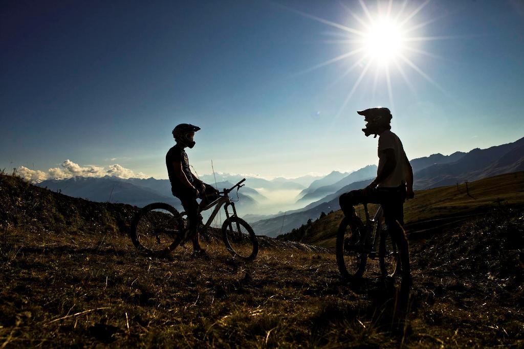 Катание_на_горных_велосипедах,_Кран-Монтана