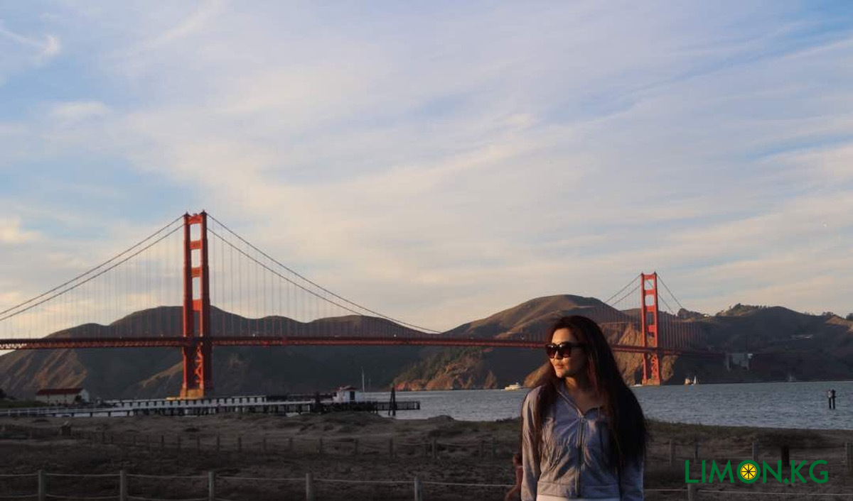 San Francisco, Golden Gate bridge 2014 (MBA at Lincoln university)