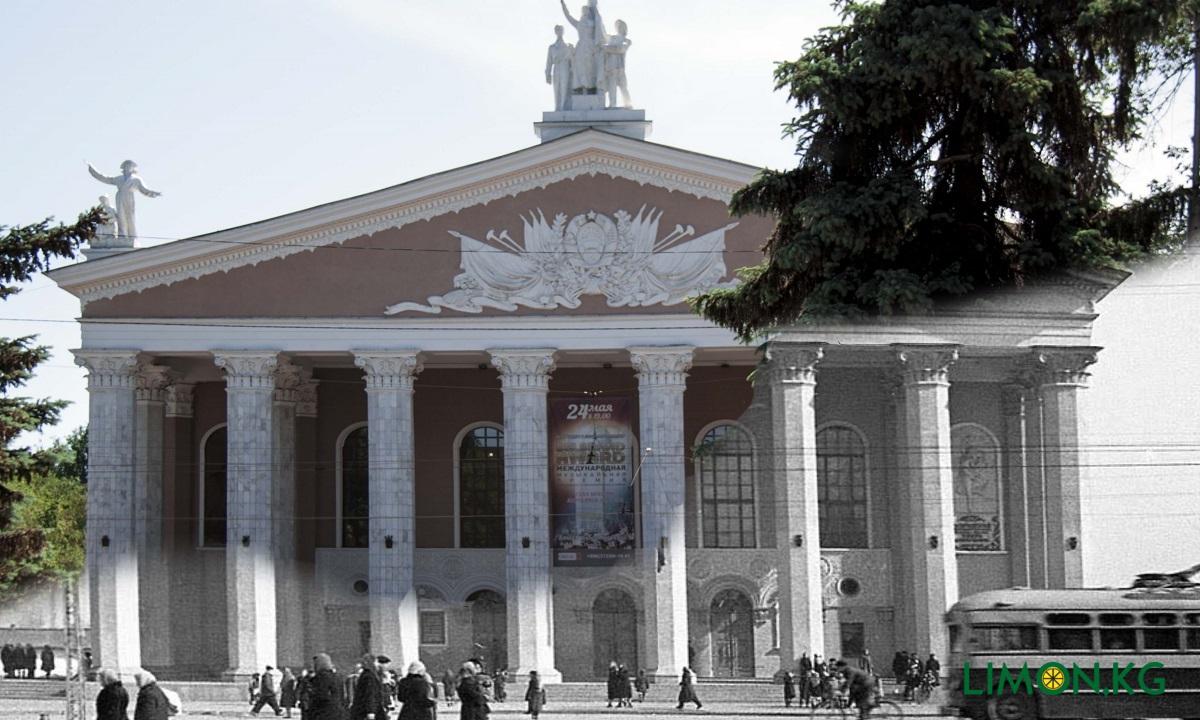 Театр оперы балета