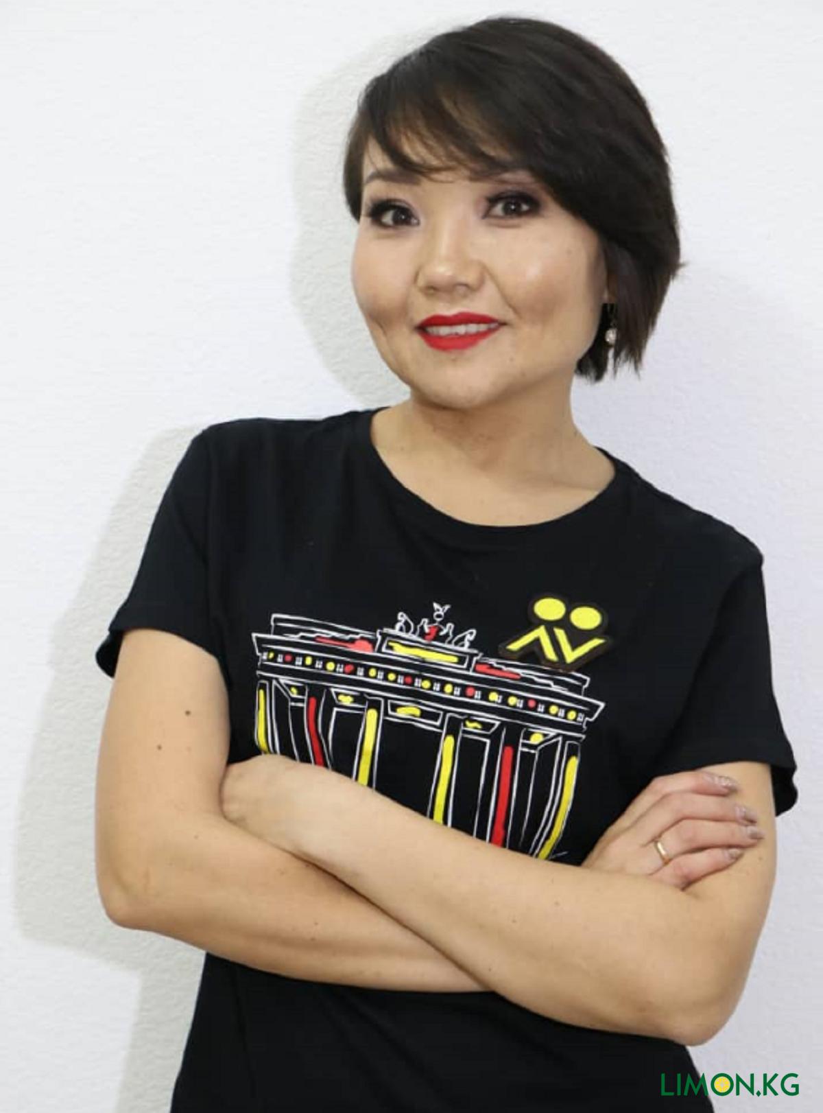 Мээрим Салимова (Сатаева)