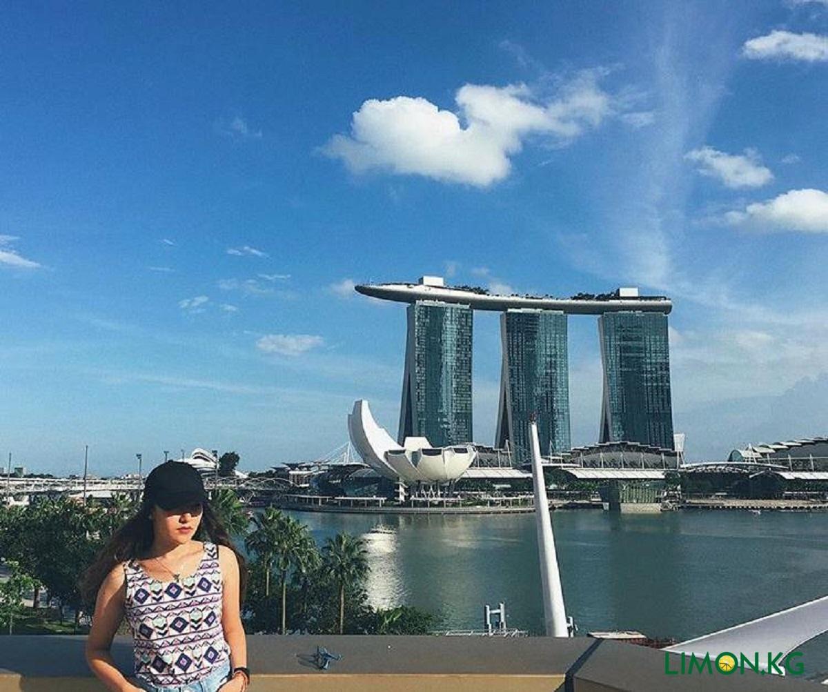 Алтынай Сингапур 1