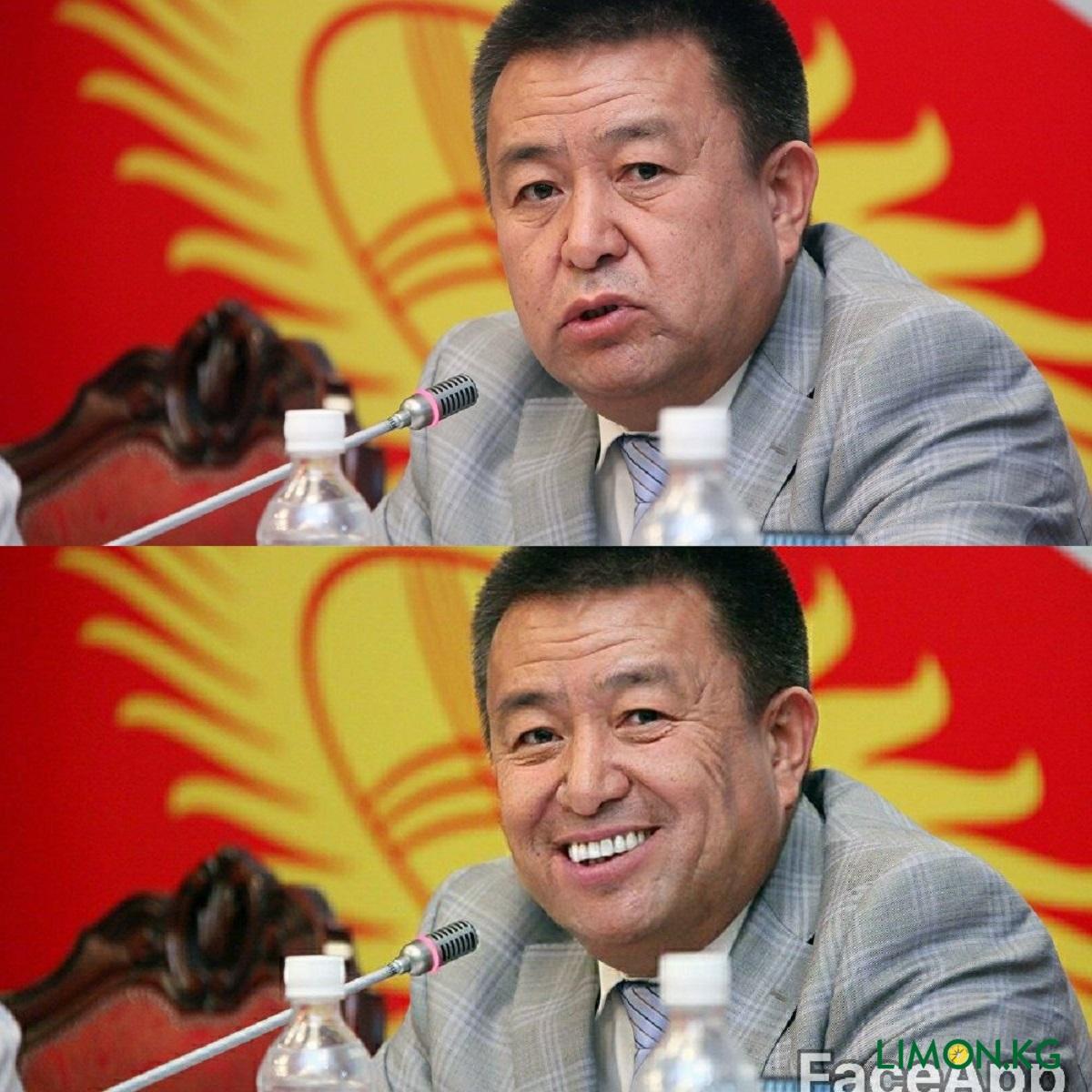 Чыныбай Турсунбеков, депутат Жогорку Кенеша (СДПК)