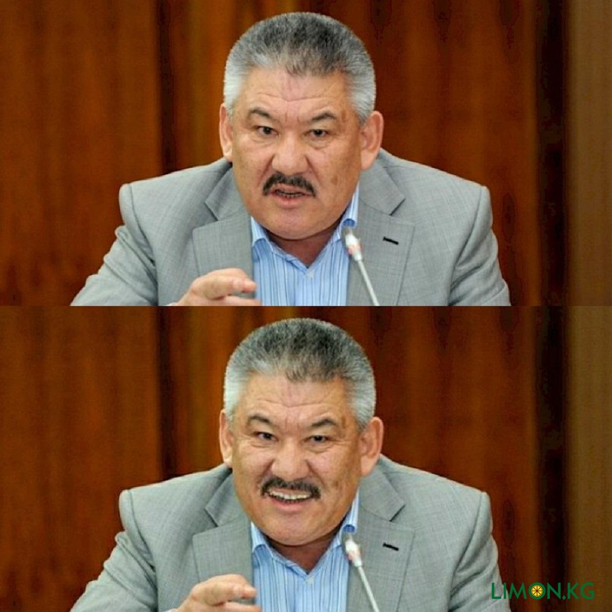 Азимбек Анаркулович Бекназаров  Заместитель главы временного правительства (2)