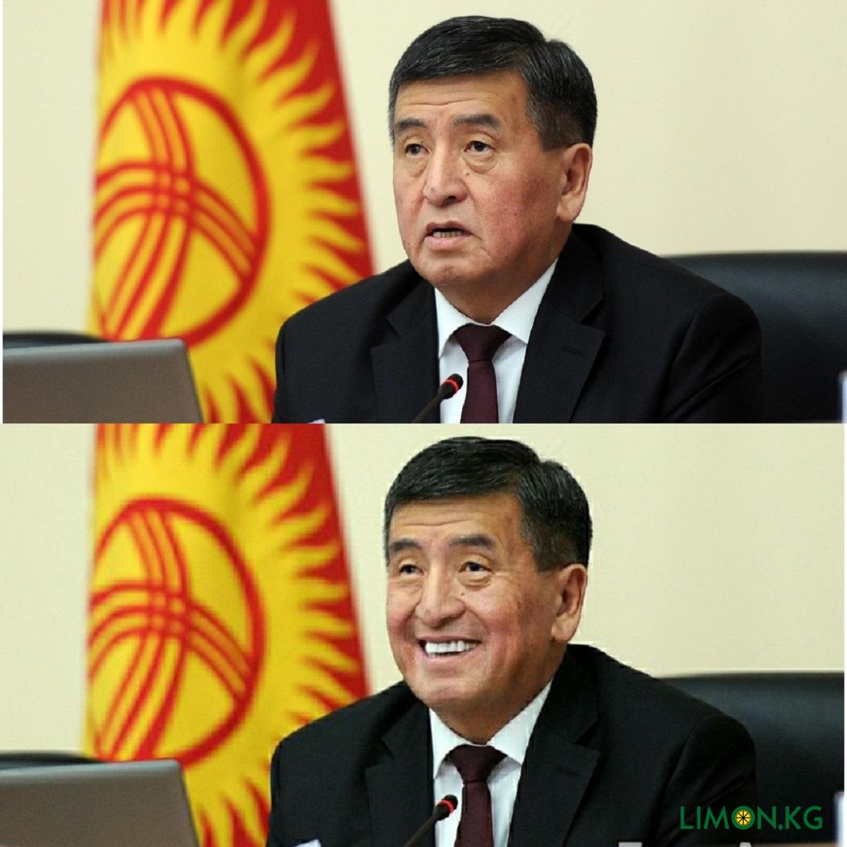 Сооронбай Шарипович Жээнбеков