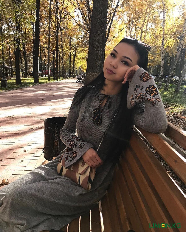 Алинча Каныбекова