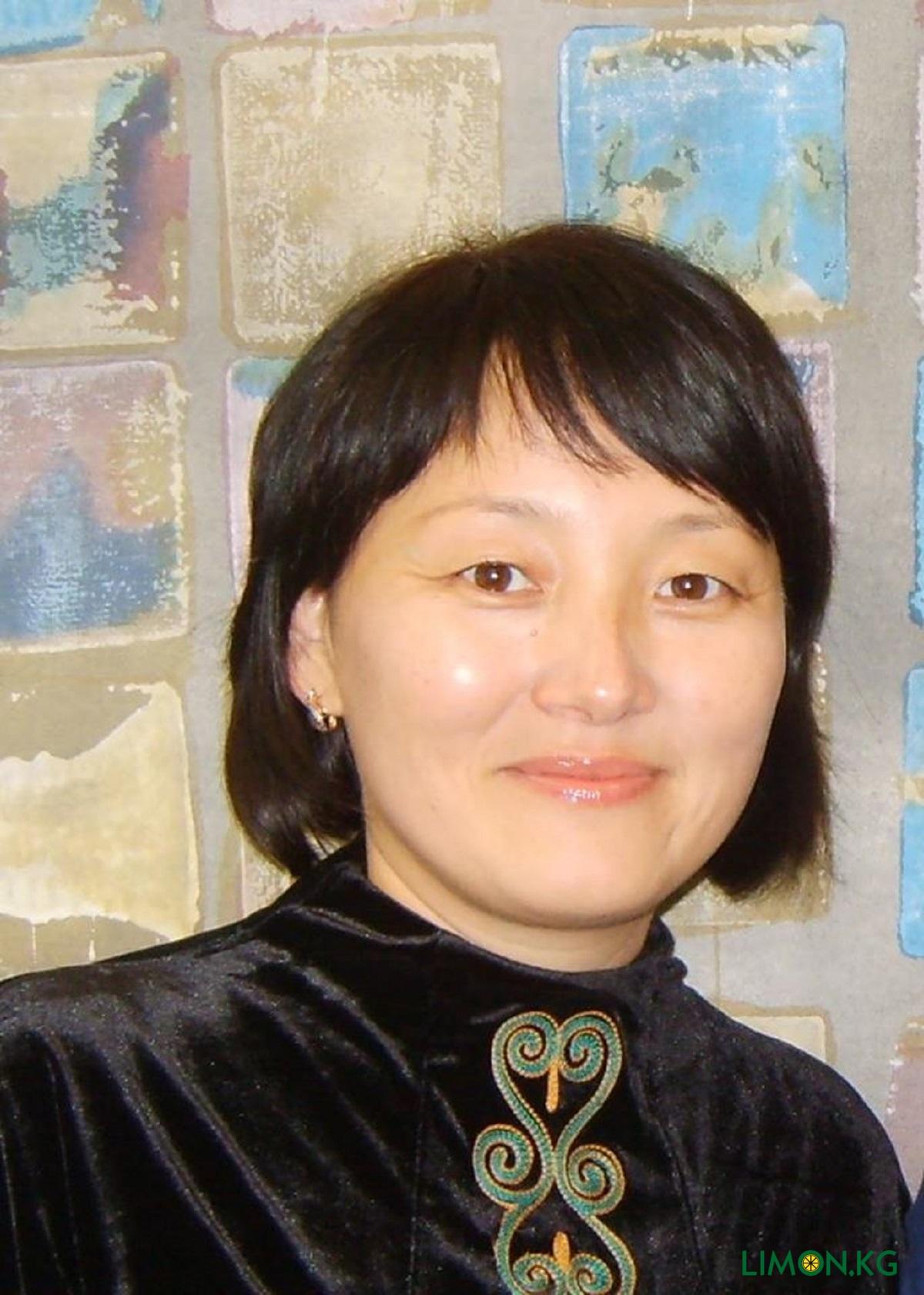 Айнура Молдокматова