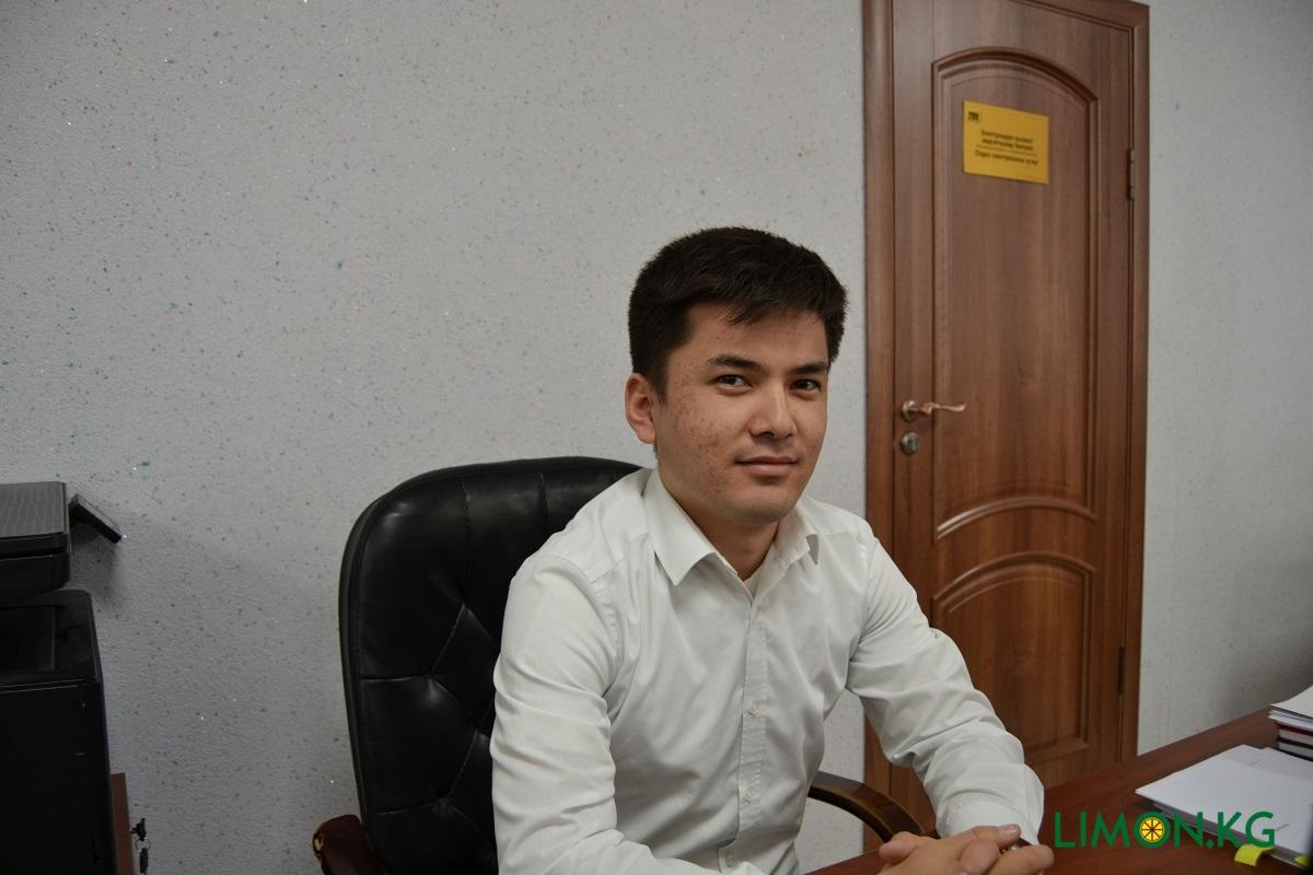Дастан Эркинбеков