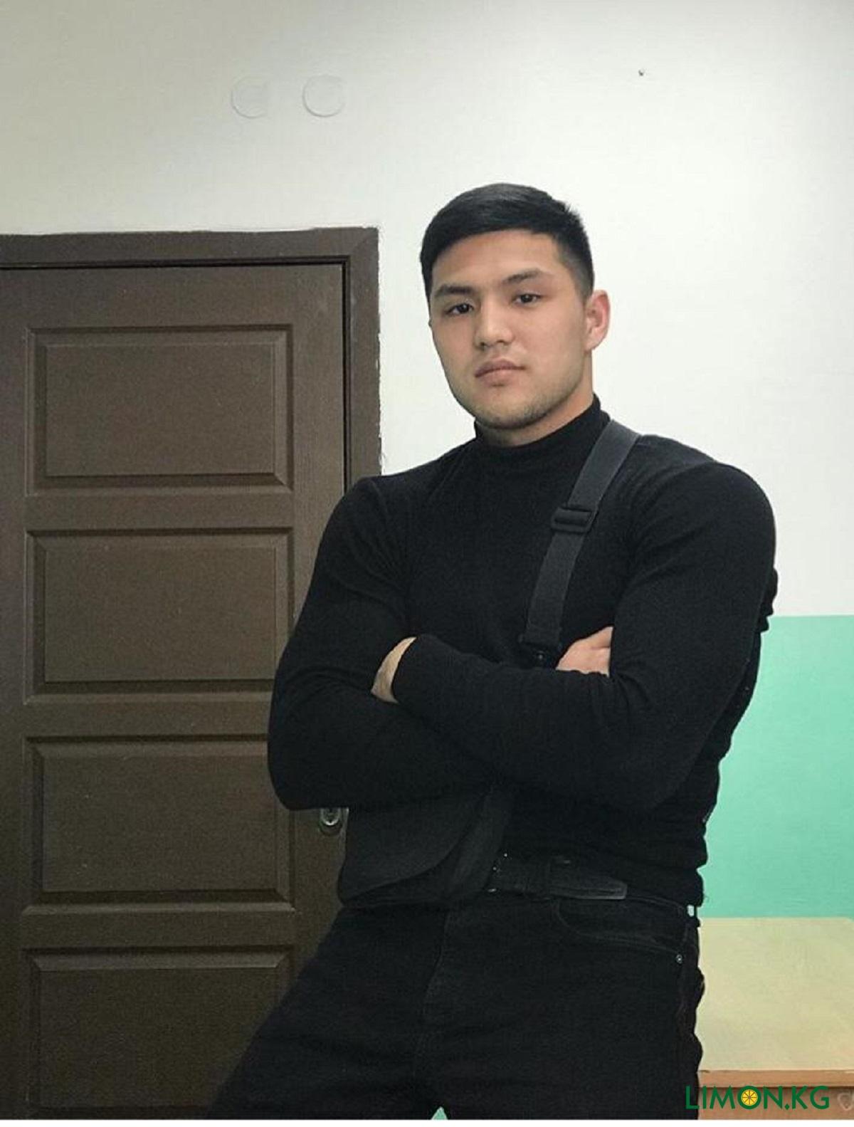Эсенбаев Арген лейтенант1