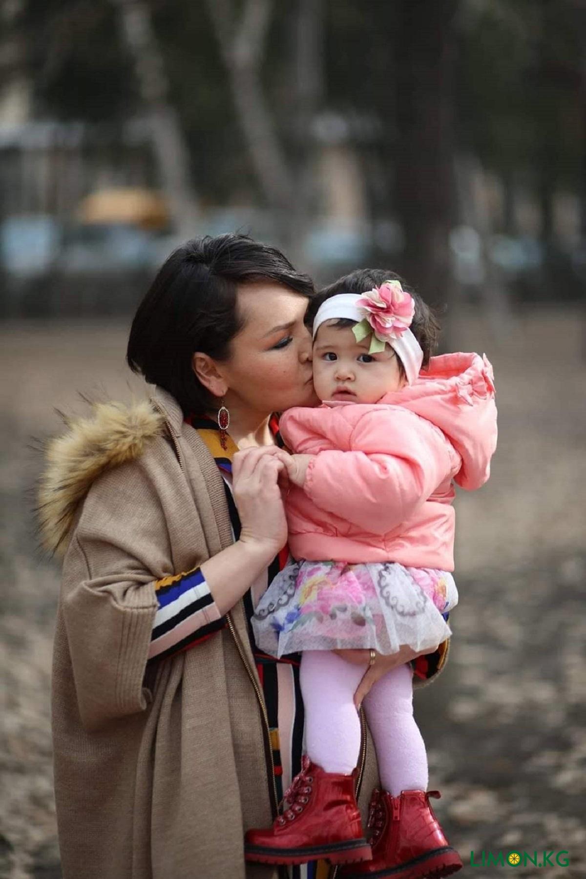 Айнура Сарыбаева