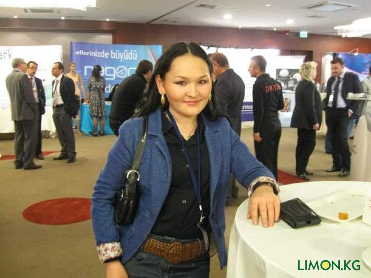 Айнура Сарыбаева 13