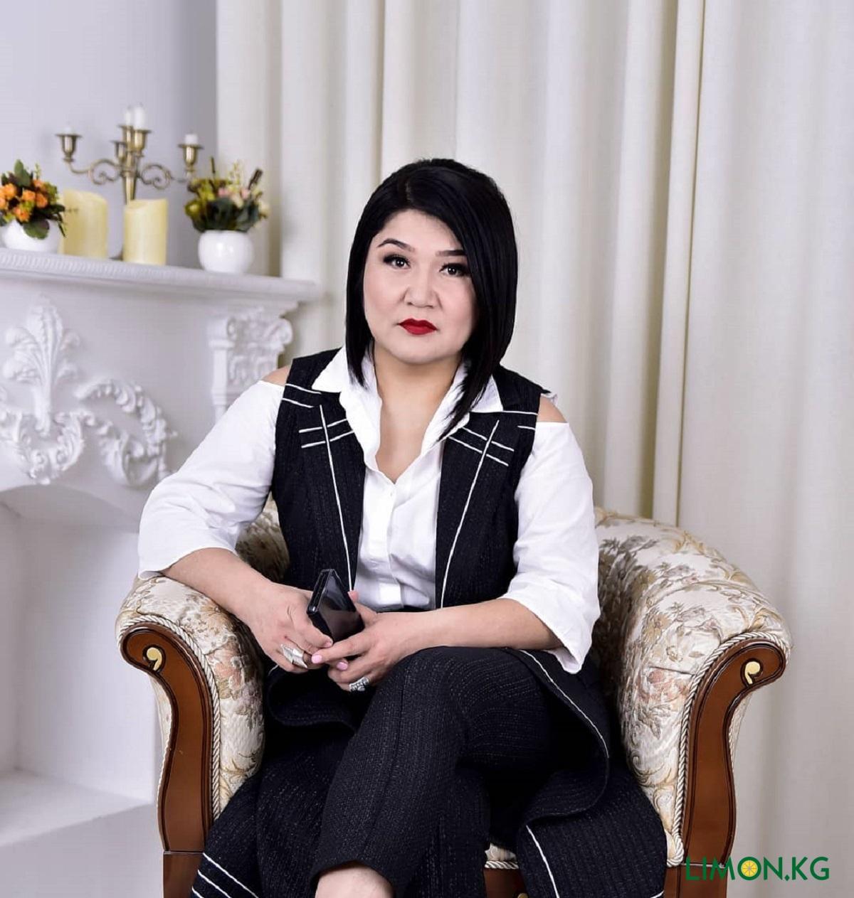 Замира Молдошева