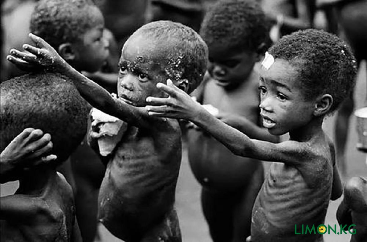 Голодающие