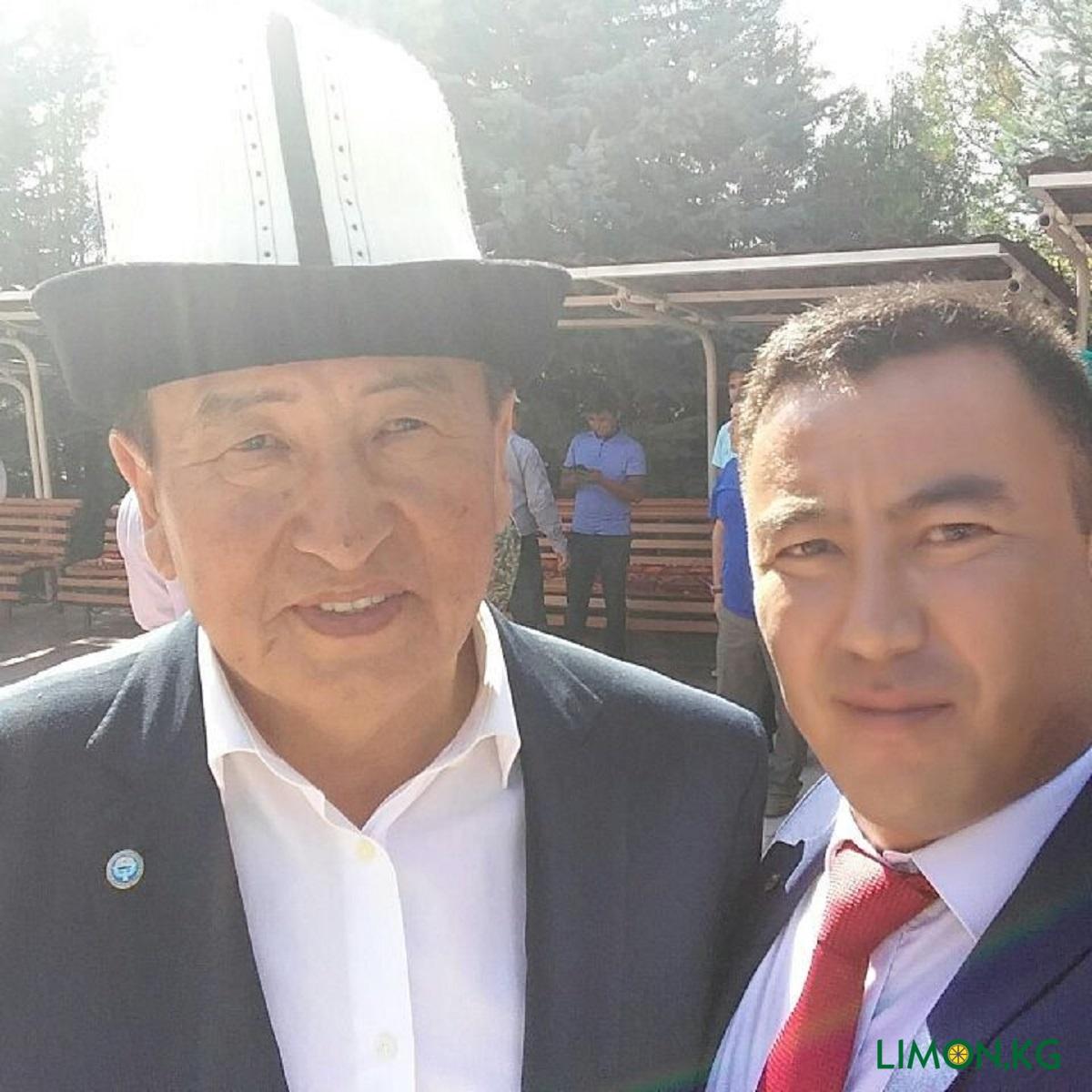 Таайлайбек Илипбаев