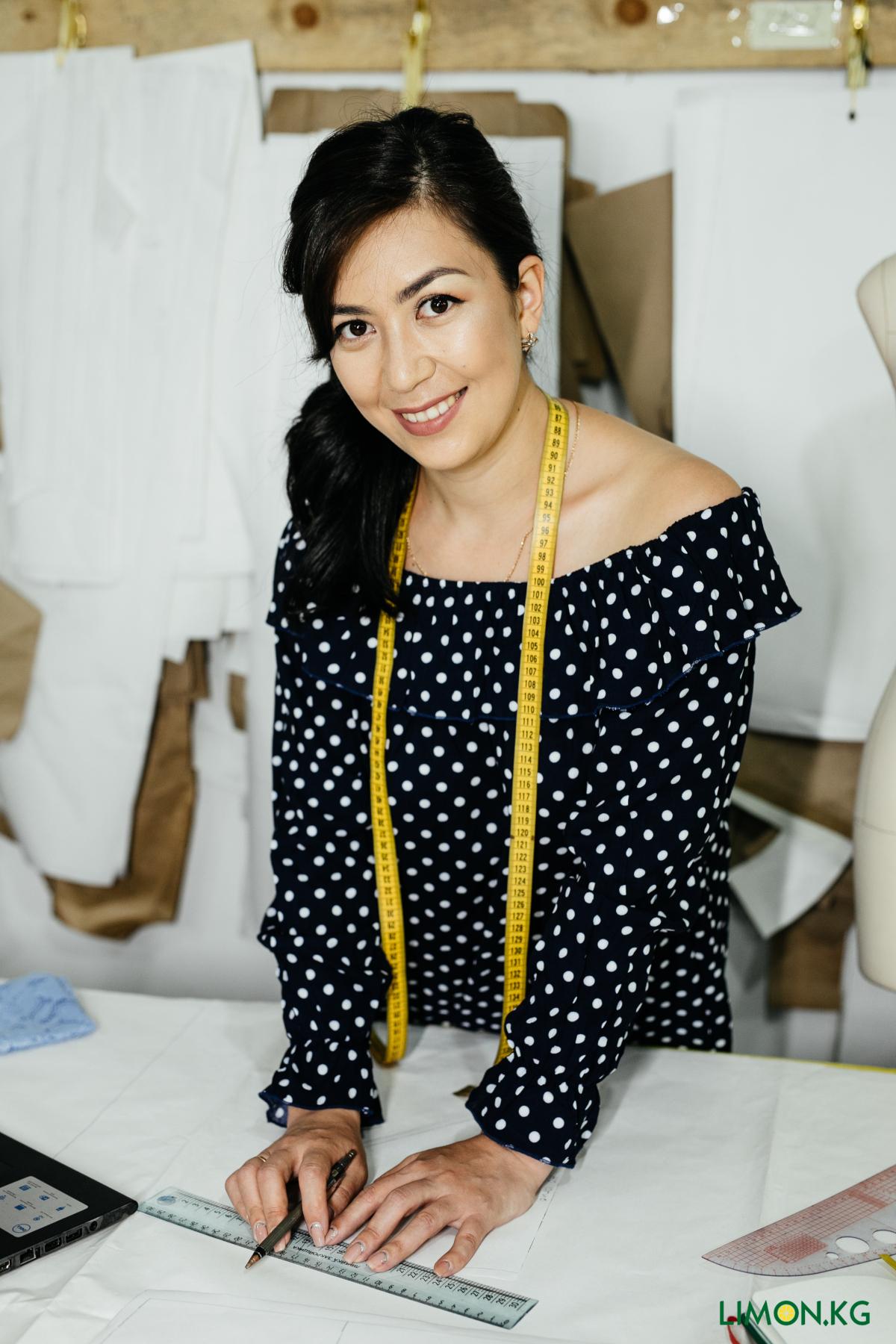 a28a36c32714f Семейный бизнес с нуля: как бишкекчане создали модную марку Leda ...