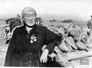 Зууракан Кайназарова
