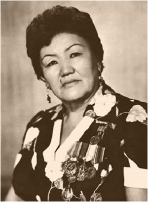 Сайра Кийзбаева