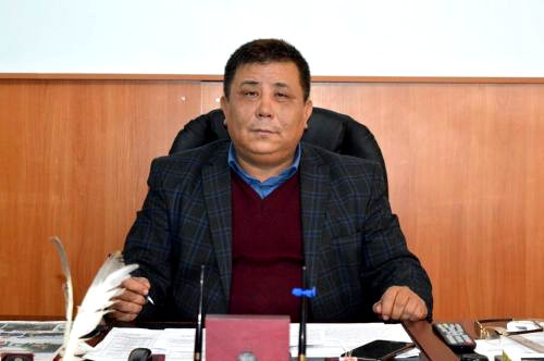 Беделбай Кадырбердиев