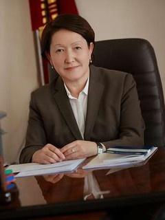Нуржан Шайлдабекова