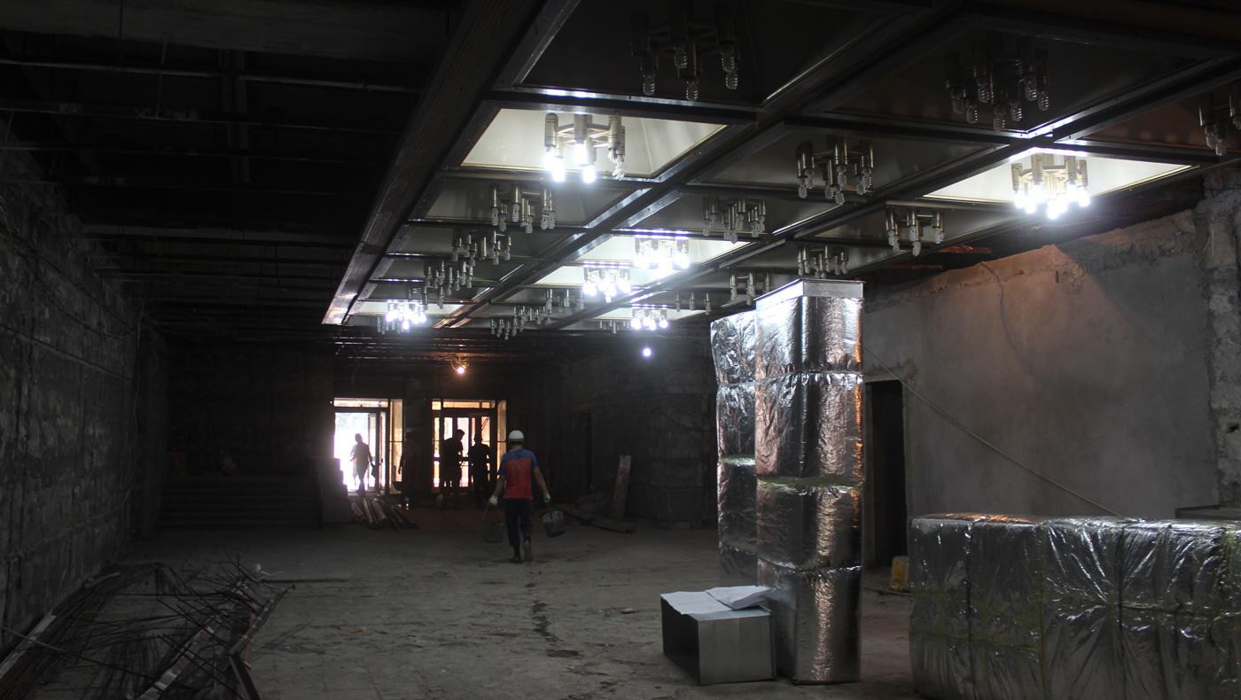 Ремонт Исторического музея Кыргызстана