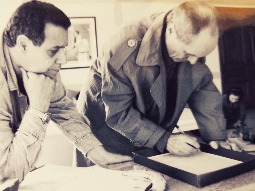 Джордж Шамшум