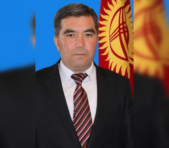 Осмонов Алмазбек Абдилакович