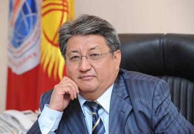 Алмазбек Акматалиев АГУПКР
