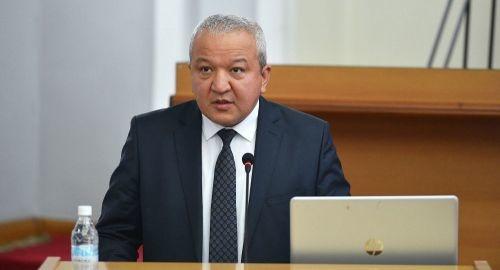 Эмил Осмонбетов