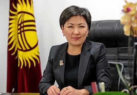 Гүлмира Кудайбердиева