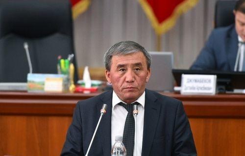 Эркинбек Чодуев