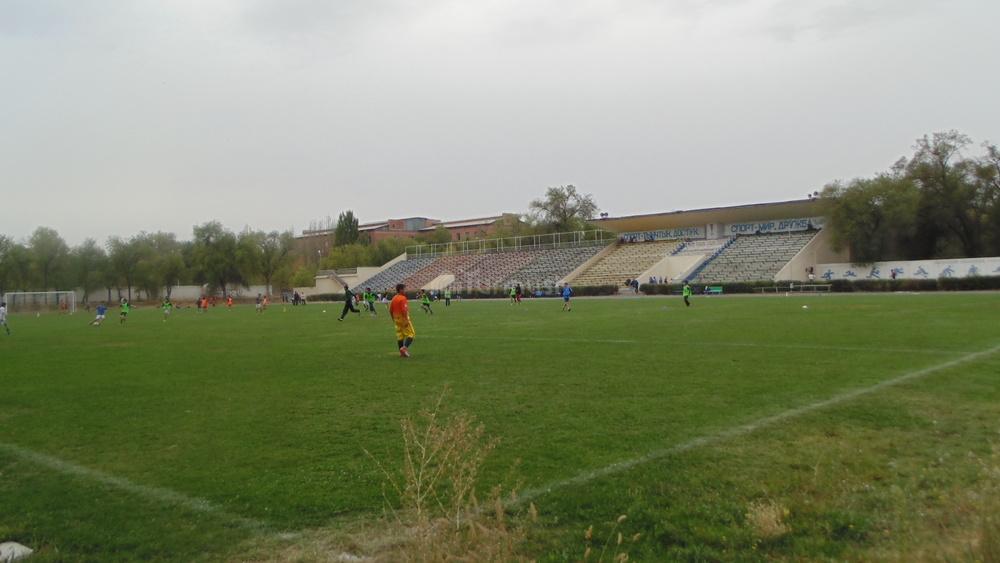 Стадион Манас