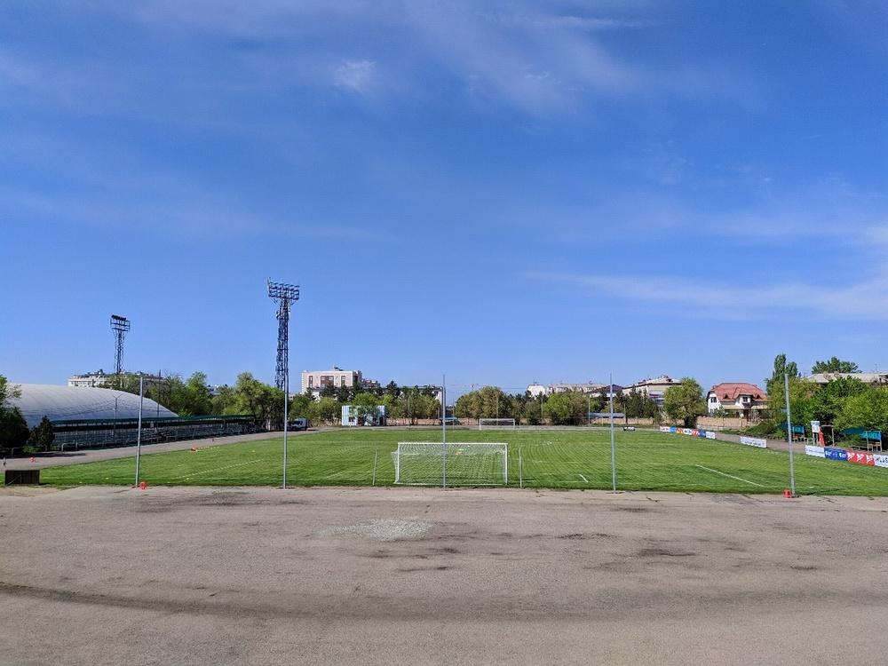 Стадион КГАФКиС