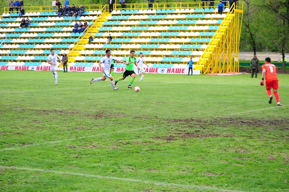 Стадион СК Абдыш-Ата