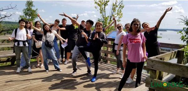 Алтынай Поездка в Starved Rock Park (август 2019) (2)