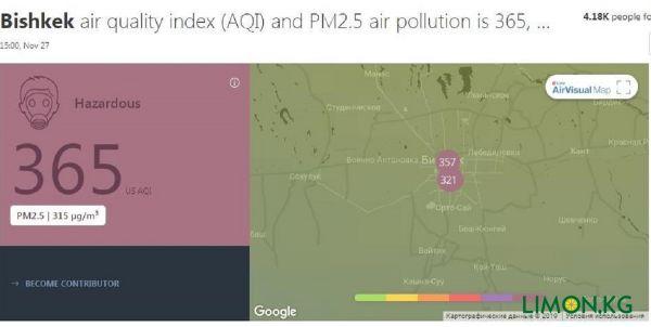 воздух Бишкека6