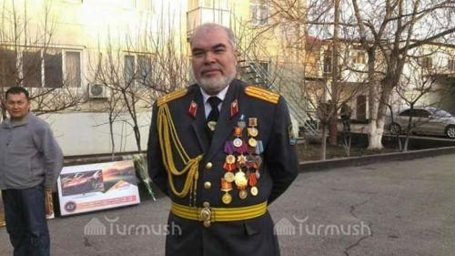 Шакир Зулимов