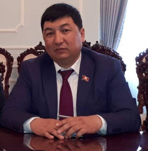 Автандил Дүйшеев Салиевич