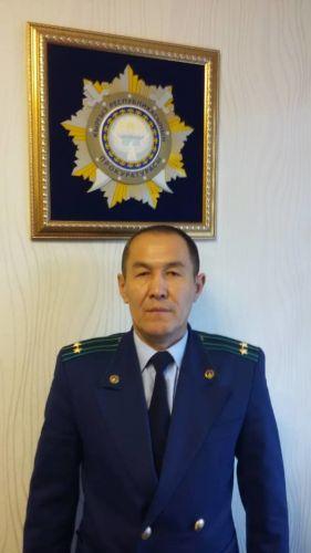 Нурлан Сагынбаев