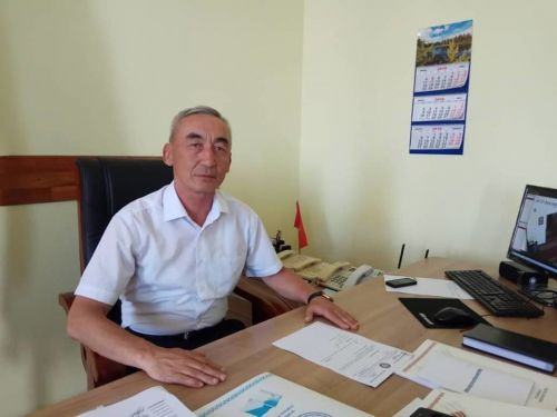 Зикиров Максатбек Пирмаматович