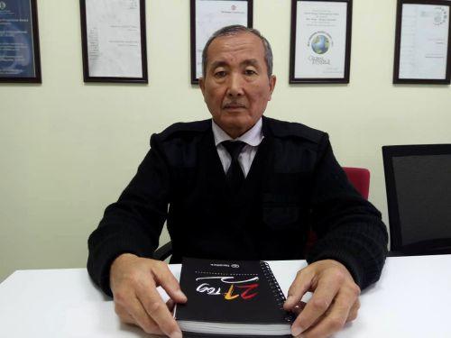 Камалбек Раимжанов