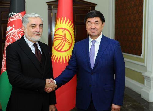 Кыргызстан-Афганистан