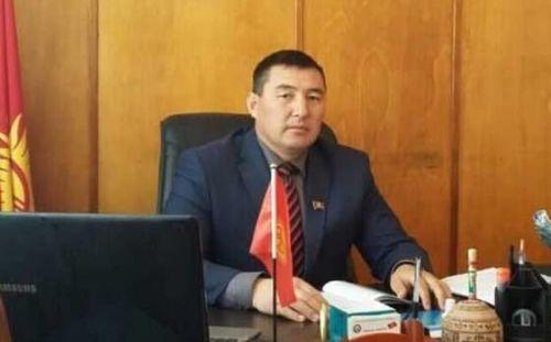 Каныбек Исмаилов
