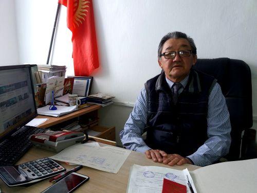 И.Үсөналиев, Ат-Башы