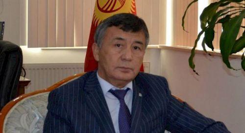 Жунусов Ибрагим Коджоназарович