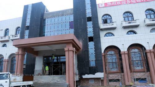 ошская больница