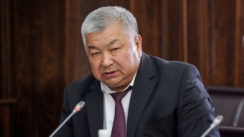 Халмурзаев Абиш Алыбаевич.